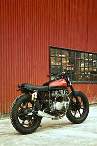 kz650 by herencia custom garage inazuma caf 233 racer