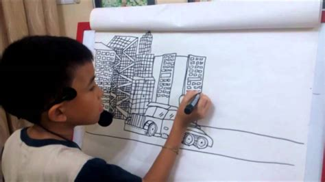 Sketches For 9 Year Olds by 9 Year Drawing Buildings