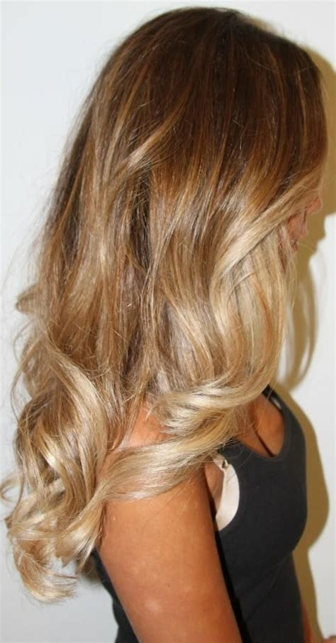 ombre hair technique blonde with red ends red dark blonde ombre hair styles sortrature