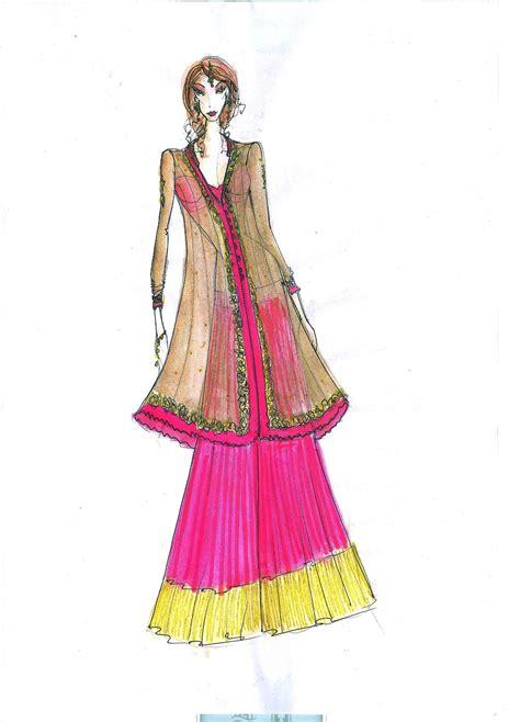 dress design hd images indian dress design sketches google search designs