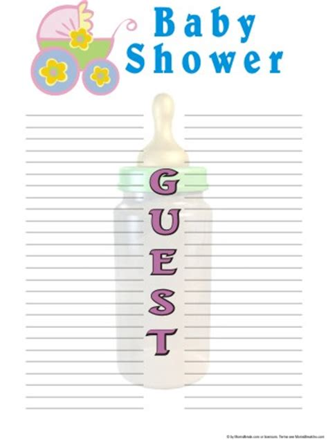 blog direct open baby shower guest list images frompo