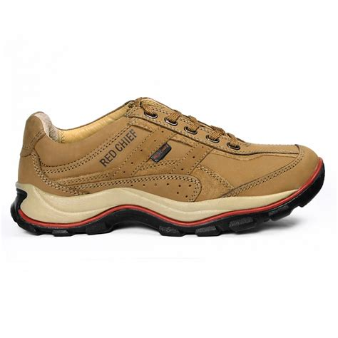 red chief mens shoes red chief casual mens shoes rust colour rc2020 rc2020022