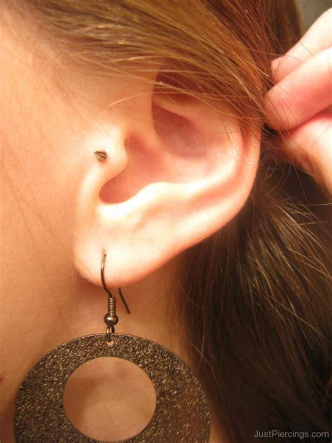 tragus piercing lobe piercings page 5