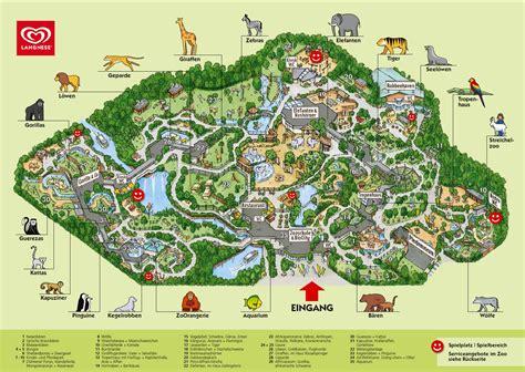 architekten münster parkmaps parkplan allwetterzoo m 252 nster freizeitpark
