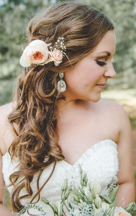 Seitliche Frisur Hochzeit by Seitliche Hochsteckfrisuren Hochzeit