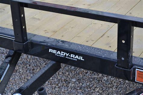 Ready Rawis 2017 pj 77 quot x10 channel utility w ready rail happy trailer sales pj trailers in