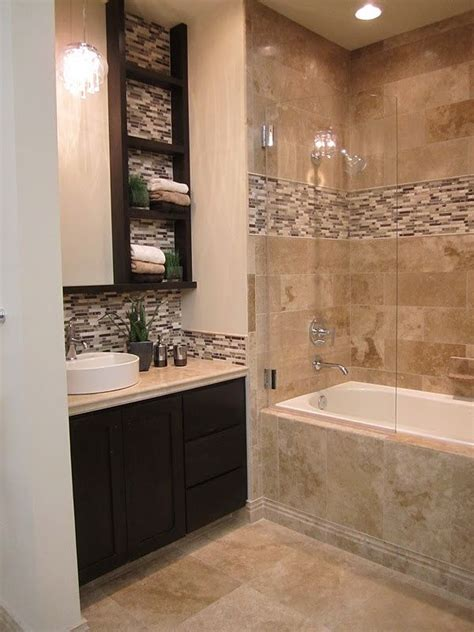 bathroom with mosaic tiles ideas bathroom spa bathroom ideas brown bathroom ideas mid