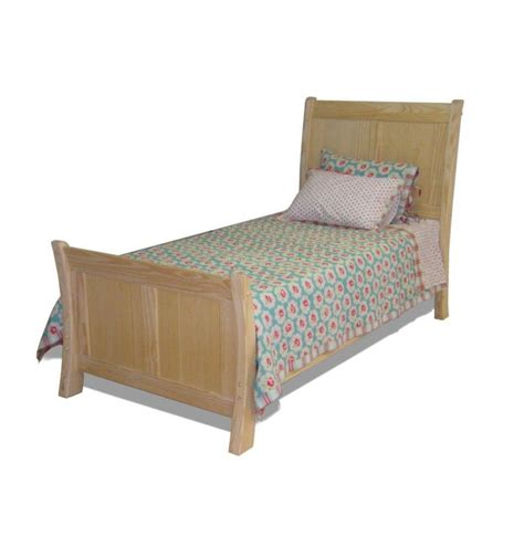 bed bay bay harbor sleigh beds simply woods furniture opelika al