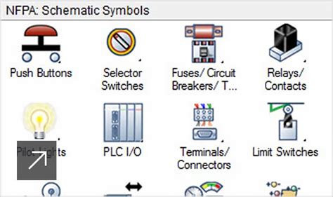 electrical diagram symbols autocad
