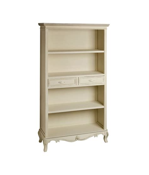 country style bookcase with 2 drawers flavour