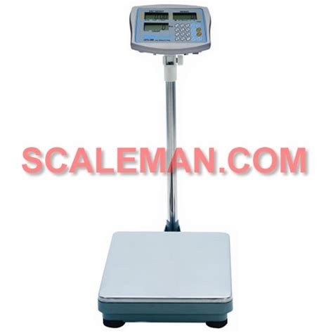 industrial counting scale in stock uline adam gfc660a industrial counting scale