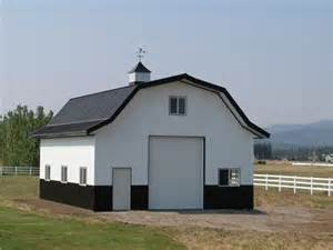 Barn Roof Styles Gambrel Roof Style Steel Buildings Steel Storage