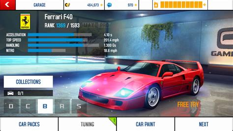 Ferrari F40   Asphalt Wiki   FANDOM powered by Wikia