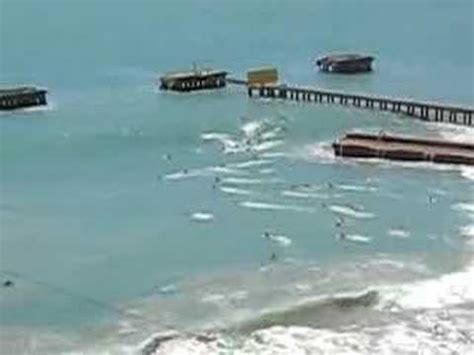crash boat beach surf report overlook of crash boat surf break for first time youtube