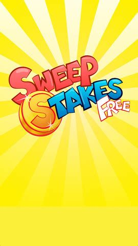 Sweepstake Apps - sweepstakes free iphone app review win free cash
