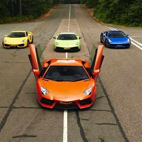 Lamborghini Gift Experience Supreme Lamborghini Driving Experience From 6th Gear