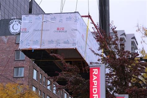 Plumbing Supplies Cbelltown by New Homes Go Airborne In Belltown Onebuild