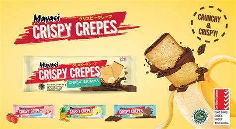 Mayasi Crispy Crepes pt manohara asri beranda