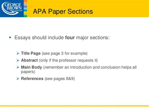 apa format sections apa cheater powerpoint