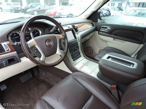 2013 Cadillac Escalade Interior by 2013 Cadillac Escalade Esv Platinum Awd Interior Color