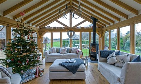 Barn Conversions by Oxfordshire Barn Conversion With Hints Of Scandi Elegance