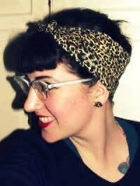 how to wear a bandana with short hair 1000 images about hair on pinterest bandanas bandana