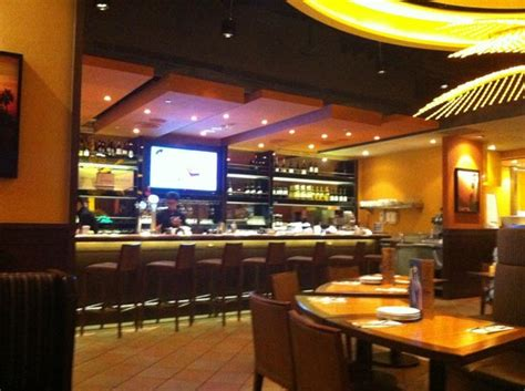 Jefferson Pizza Kitchen by Inside The Restaurant Picture Of California Pizza