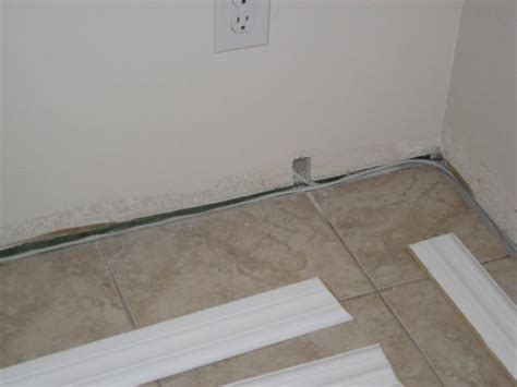 running cable baseboard my home theater network archive for 2008 september