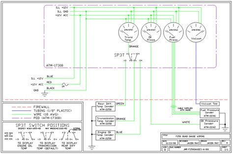 dolphin gauges wiring diagram 29 wiring diagram images