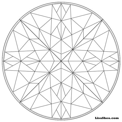 cross mandala coloring pages free coloring pages of cross mandalas