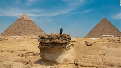 how the great pyramid was built books what lies beneath the sphinx and other giza mysteries cnn