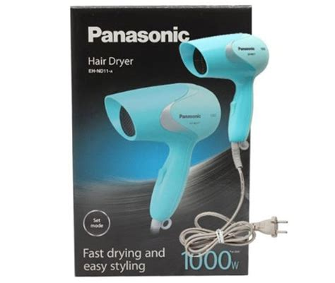 Panasonic Hair Dryer Eh Nd11 A62b panasonic eh nd11 a62b hair dryer blue buy panasonic eh