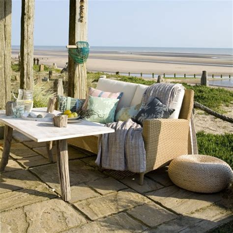 Beach Themed Patio Decor Beach Patio Garden Dining Ideas Image Housetohome Co Uk