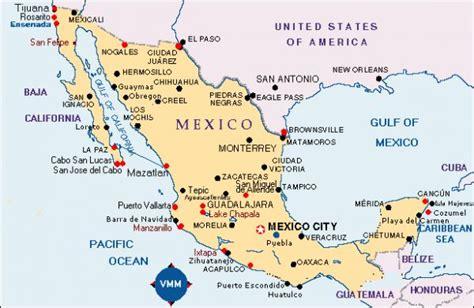 mexico city world map mexico city map holidaymapq