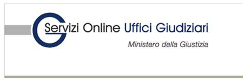 consultazione uffici giudiziari il ministero della giustizia finalmente attiva il