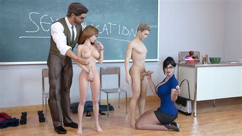 EverForever Teachers Sex Education Porn Comics Galleries