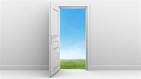 would you go through the door low resolutions