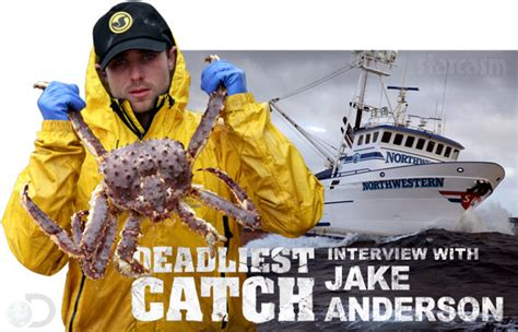 deadliest catch jake anderson trusts in god and sig hansen exclusive deadliest catch s jake anderson on being a dad