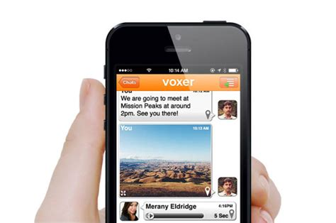 voxer app for android voxer partners with intel to optimize push to talk services on android x86 platform trutower