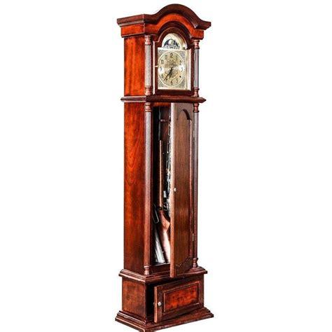 Grandfather Clock Cowboy Safes Grandfather Clock Gun Cabinet