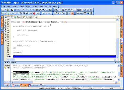 tutorial javascript ajax what is ajax javascript phpsourcecode net