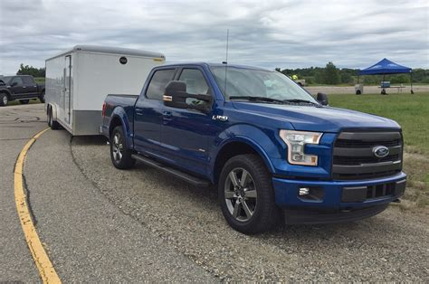 2017 Ford F-150 3.5L EcoBoost Achieves up to 25 MPG ... F 150