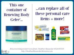 Arbonne Seasource Detox Spa Renewing Gelee Ingredients by 1 Application Of The New Arbonne Re9 Lifting And