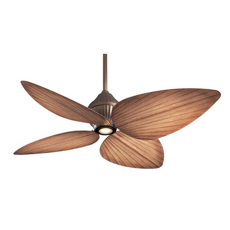 tropical style ceiling fans f581 orb minka aire gauguin ceiling fan oil rubbed