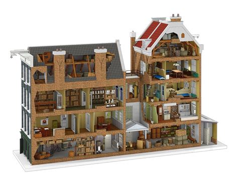 anne frank house floor plan house plans anne frank house floor plan chalet home plans luxamcc