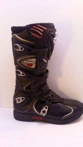 size 13 motocross boots buy fox racing comp 5 boots mens size 13 m mx