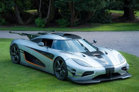 Fastest Koenigsegg 25 Fastest Cars Made Throughout History Page 2