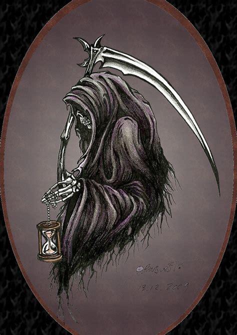 grim reaper by barguest on deviantart
