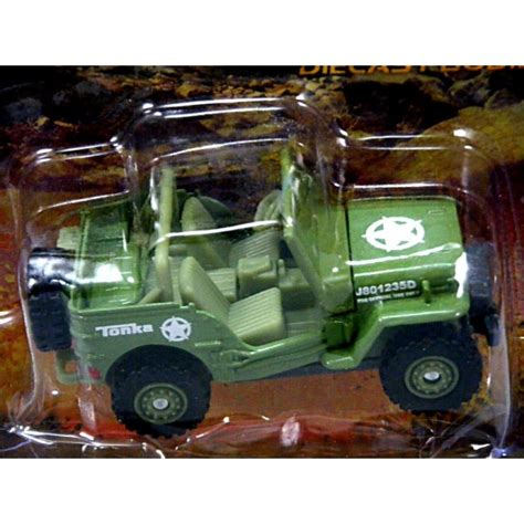 tonka army jeep tonka willys military jeep global diecast direct