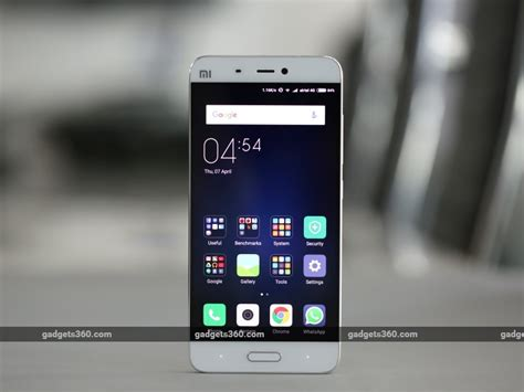 ndtv mobile compare xiaomi mi 5 review ndtv gadgets360